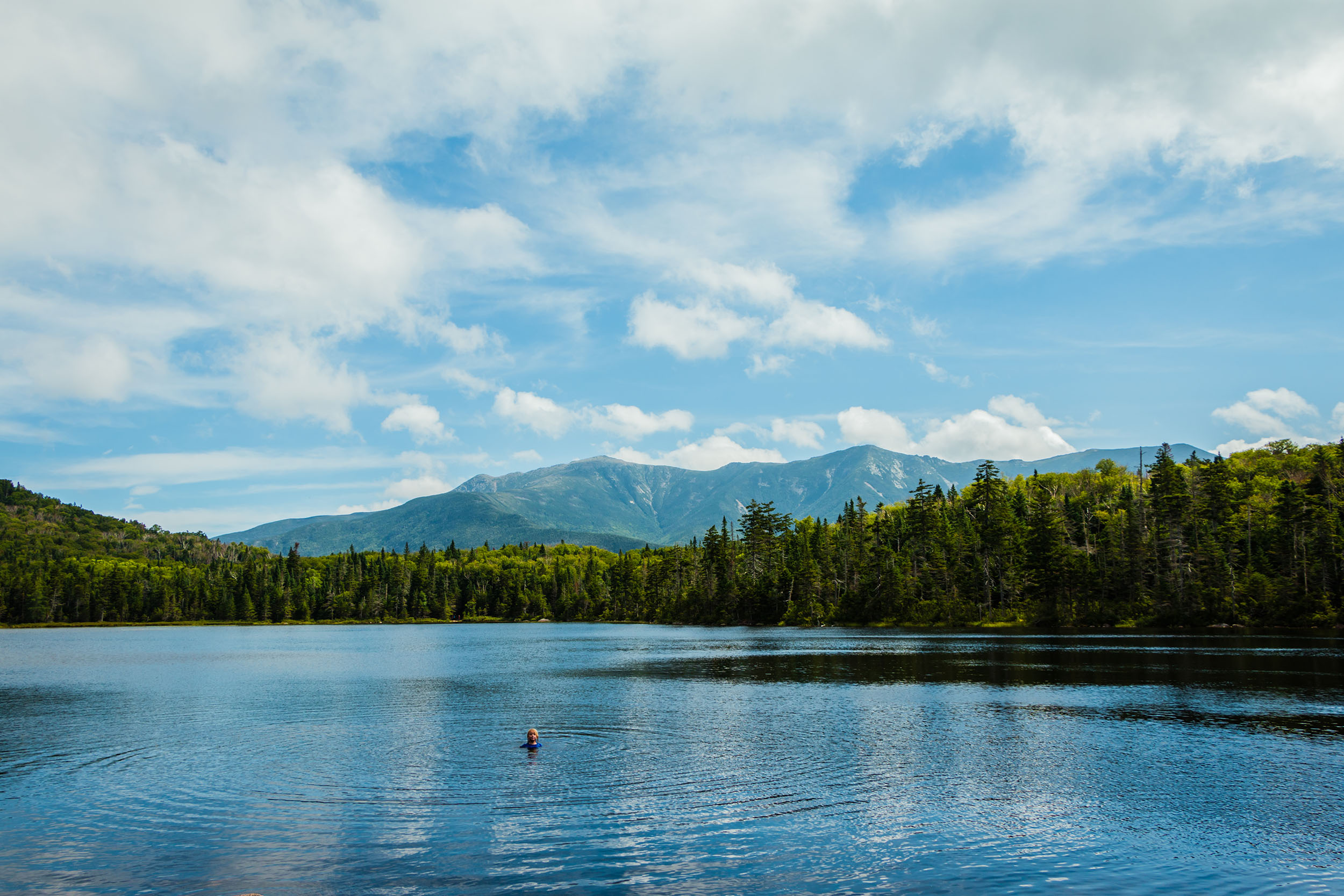 Matt Grandbois Photography — White Mountains (Summer)