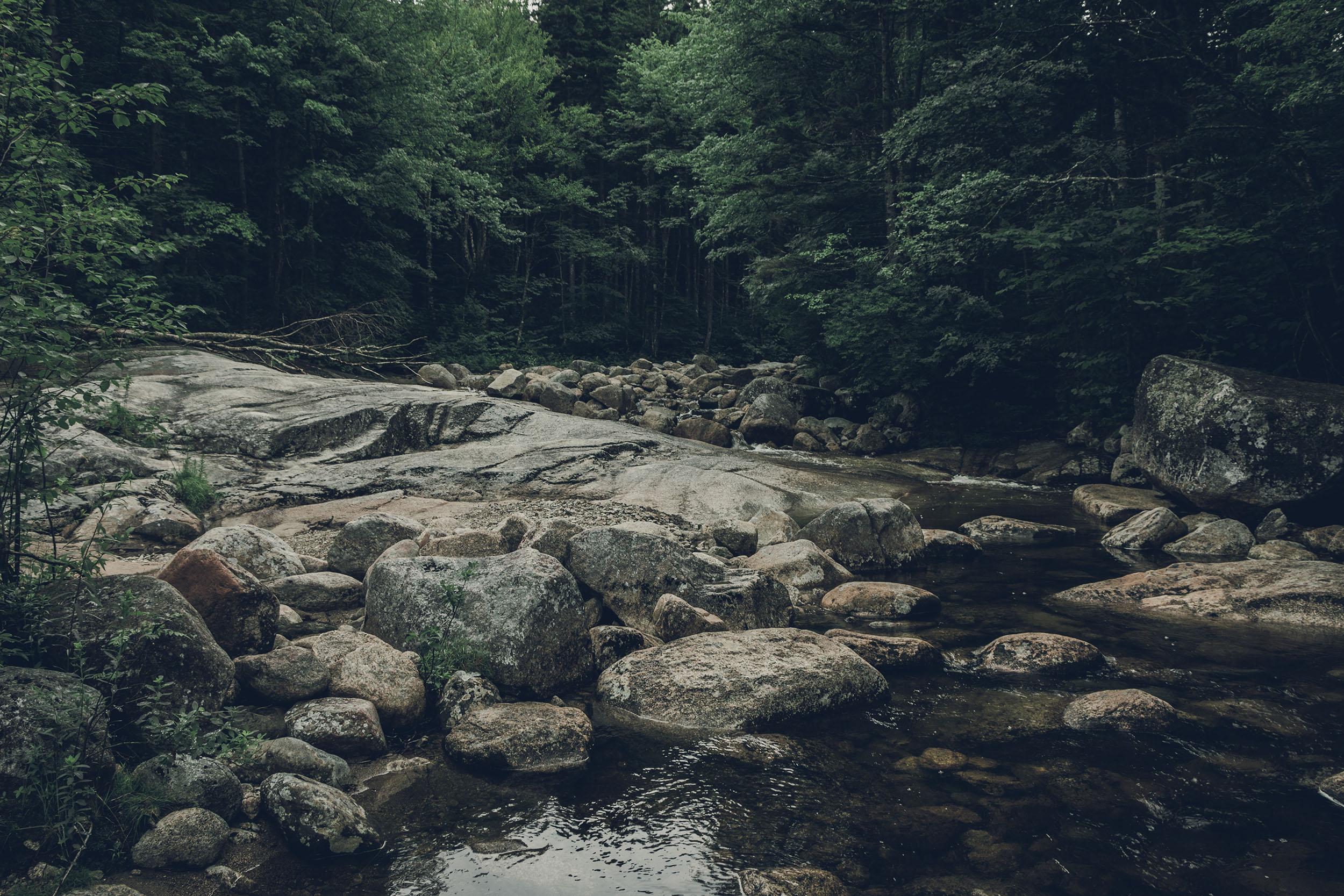 Matt Grandbois Photography — desolate_rocky_river