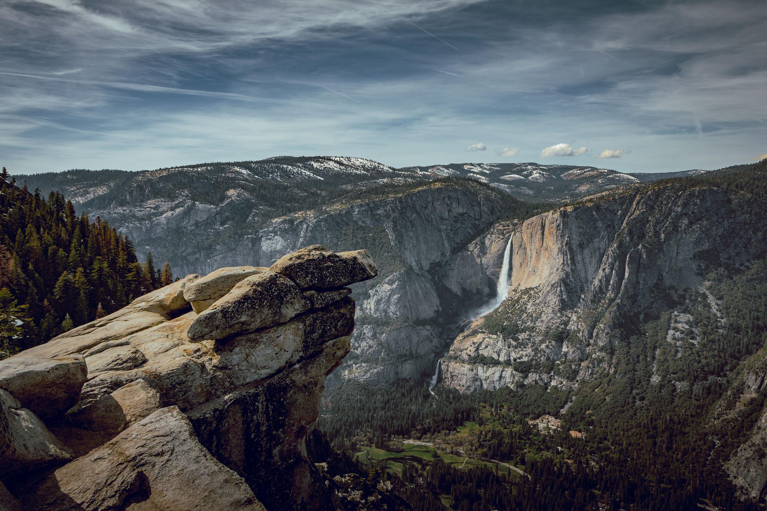 Matt Grandbois Photography — glacier_point