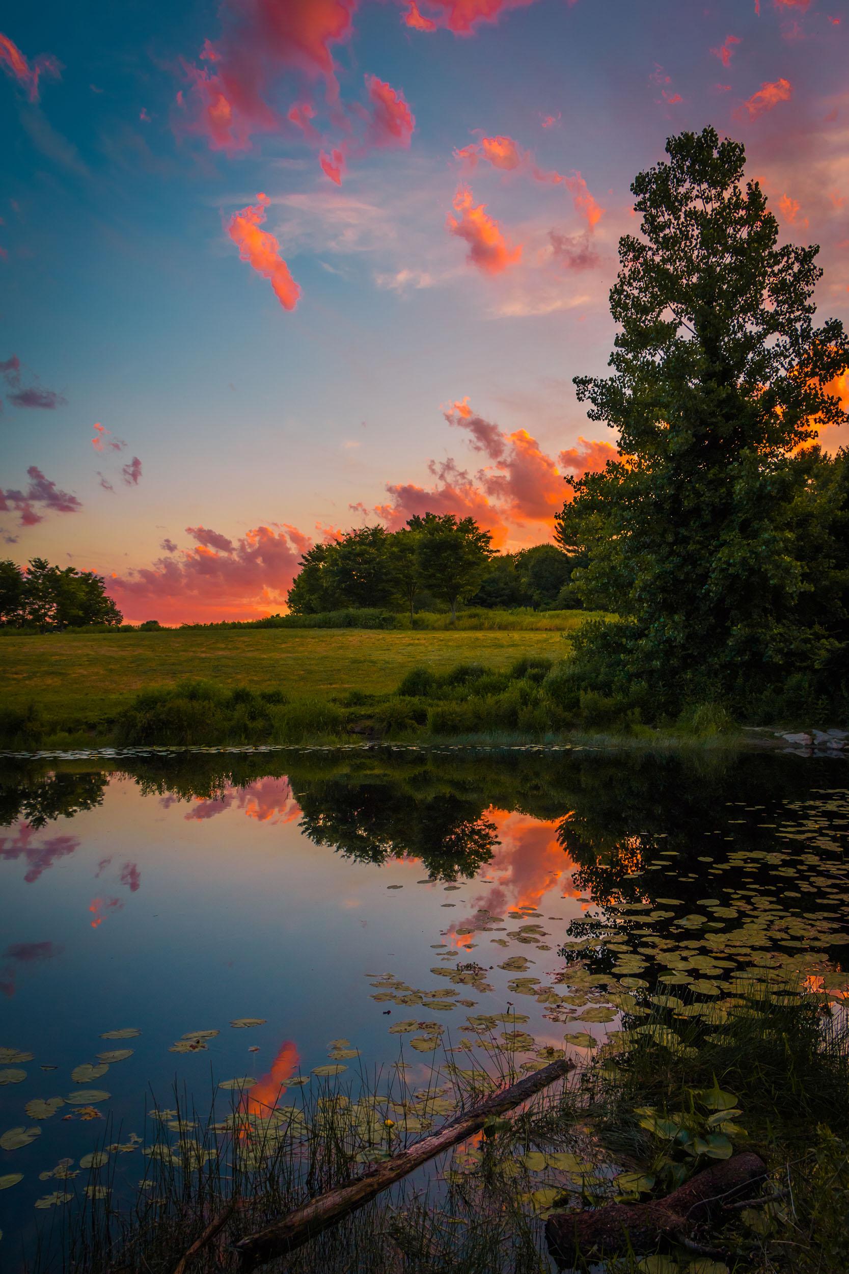 Matt Grandbois Photography — great_brook_sunset_portrait