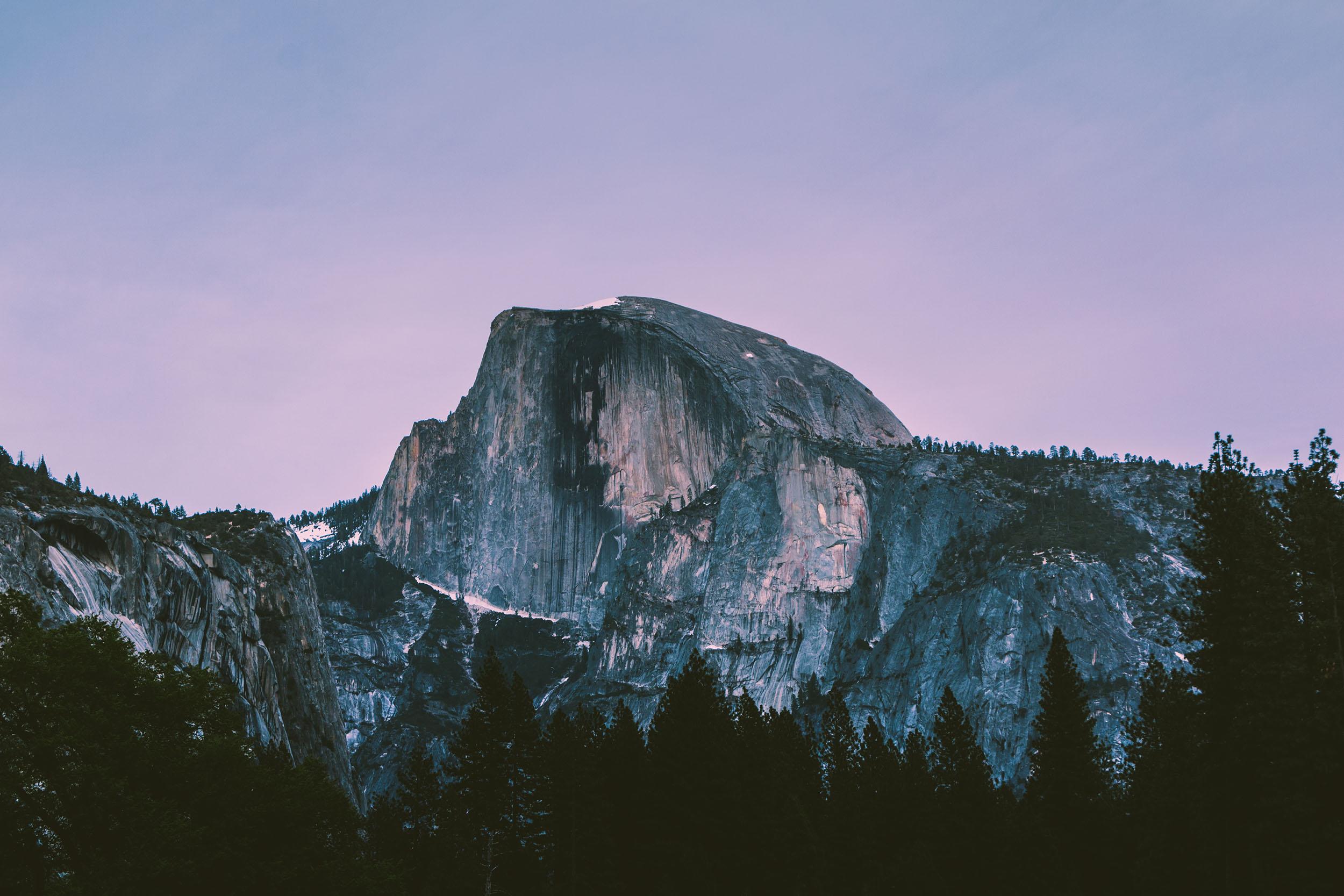 Matt Grandbois Photography — half_dome