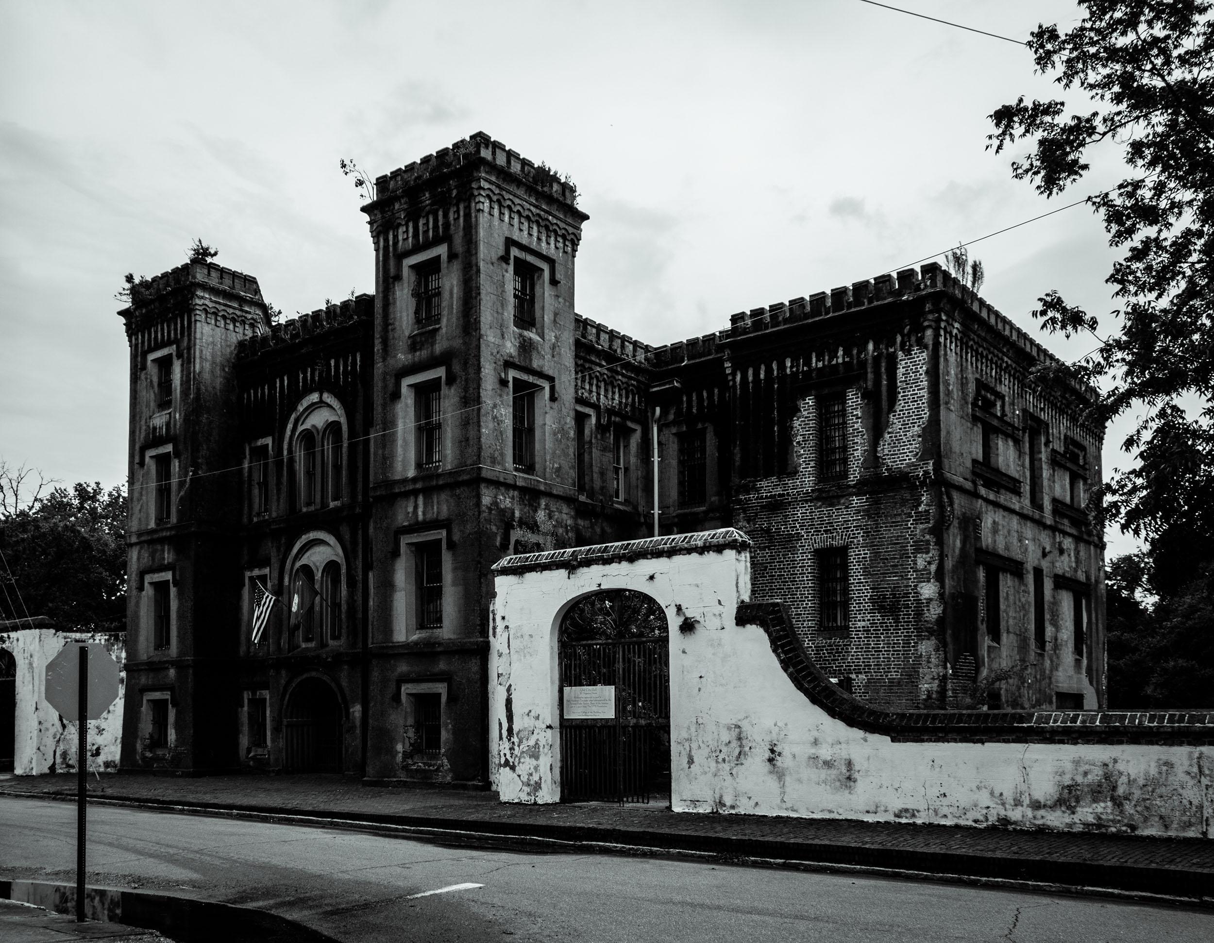 Matt Grandbois Photography — old_town_jail