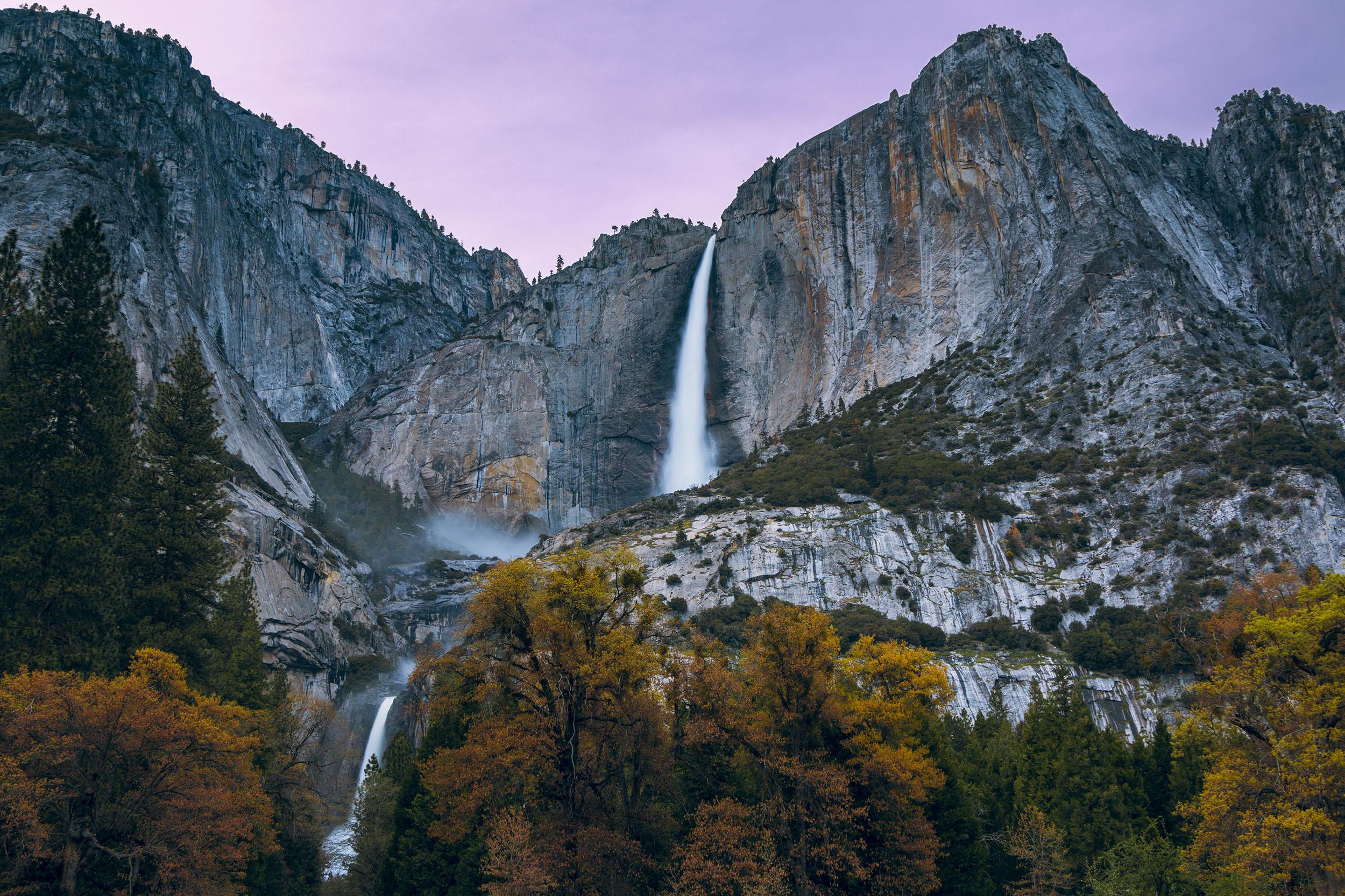 Matt Grandbois Photography — yosemite_falls